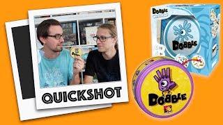 #Quickshot - Dobble und Dobble WaterProof (Asmodee)