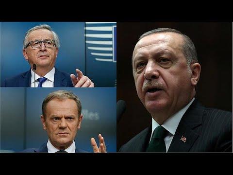 Βάρνα: Κρίσιμη σύνοδος ΕΕ-Τουρκίας