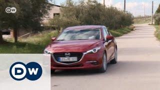 Freshened up: Mazda 3 | DW English