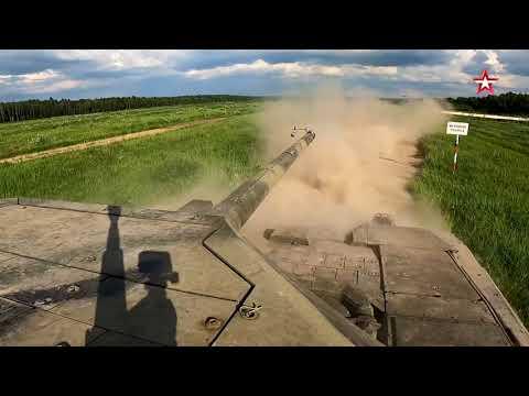 Институт бронетанкового вооружения: кадры тестов боевых машин в одном из самых закрытых НИИ России
