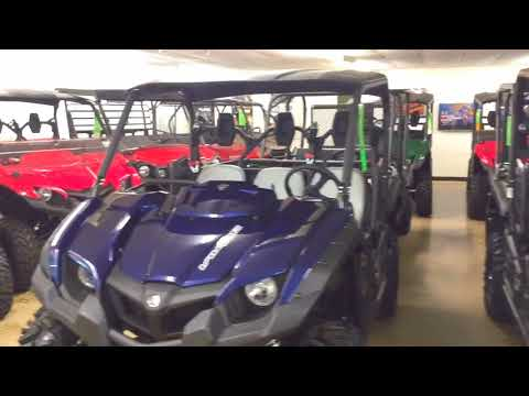 2017 Arctic Cat Wildcat Sport Limited EPS in Tulsa, Oklahoma
