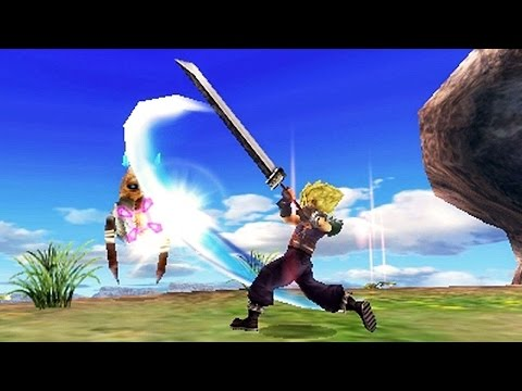 Видео № 0 из игры Final Fantasy Explorers (Б/У) [3DS]