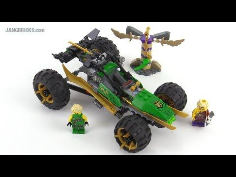 LEGO® NINJAGO™ Вездеход для джунглей 70755