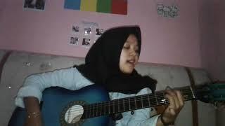 Gambar cover Rachmi ayu - Bukan untukku cover gitar