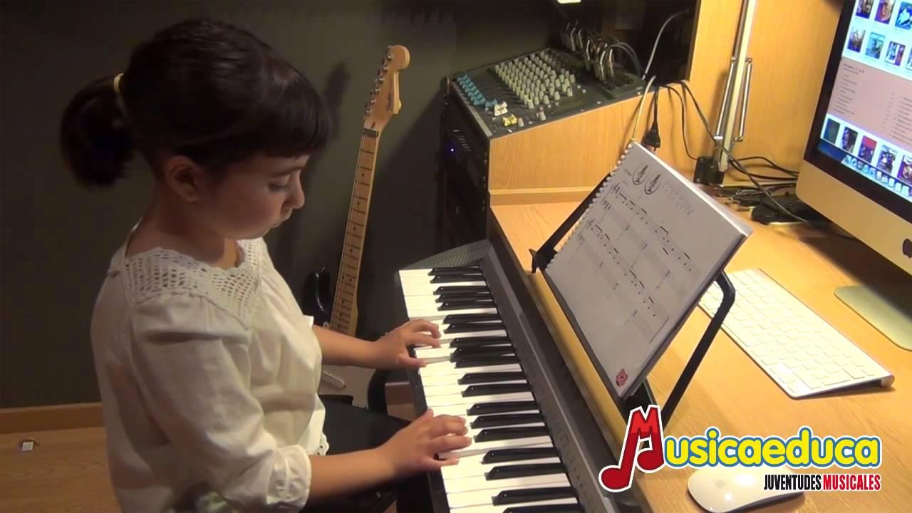 Debajo un botón  - Mi Teclado 2 - Musicaeduca Juventudes Musicales de Alcalá