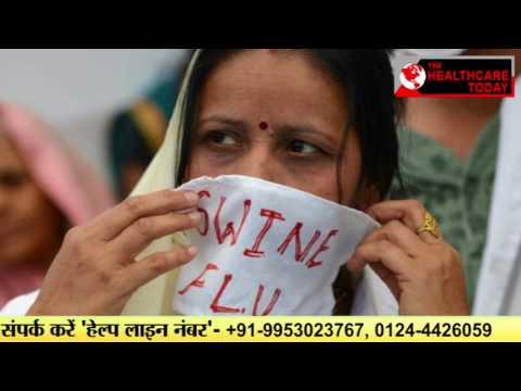 भारत में 600 लोगों की स्वाइन फ्लू के कारण मौत !!