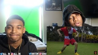 6IX9INE Gotti (WSHH Exclusive - Official Music Video)- REACTION