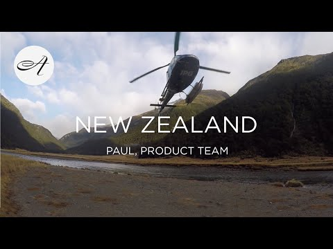 My travels in New Zealand
