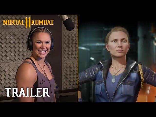 Mortal Kombat 11 Sonya Trailer