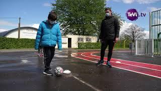 Présentation du Foot à l'école