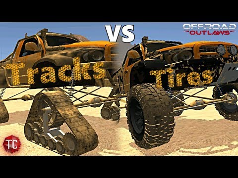 Off-Road Outlaws: Tires Vs Tracks