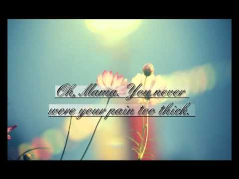 HOLLY WILLIAMS -  Mama lyrics