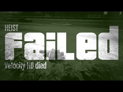 GTA 5 Online Heists Funny Moments - Fails And Death Reactions