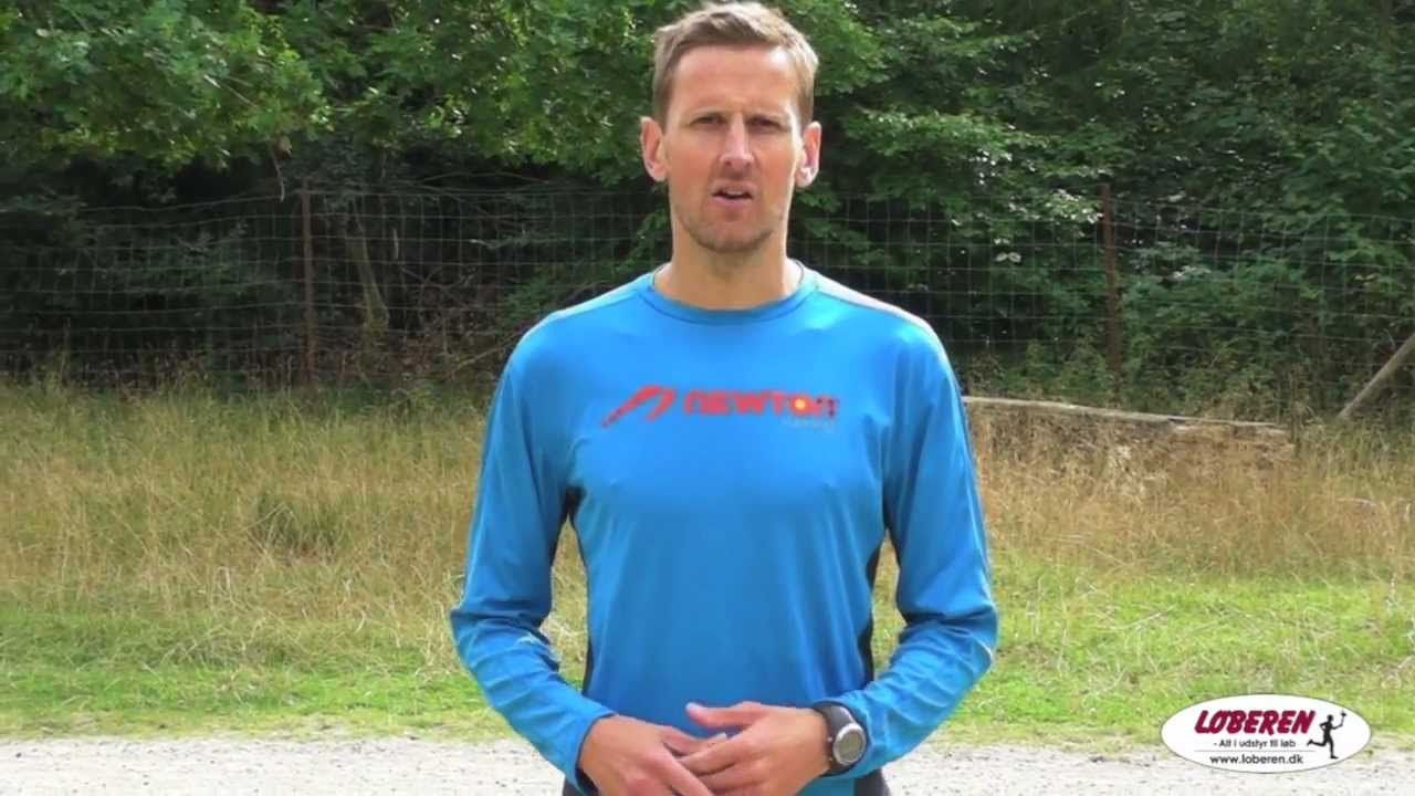 Natural Running - sådan kommer du let i gang