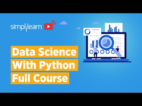 Data Science Full Course   Data Science With Python   Data Science ...