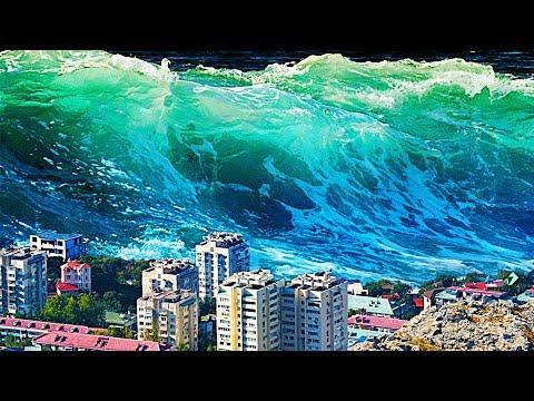 Ecco cosa Fare per Sopravvivere in caso di Tsunami