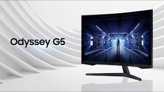 Odyssey G5: The Winning Setup   Samsung thumbnail