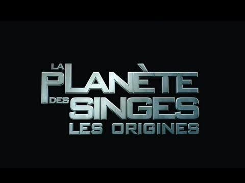 La Planète des singes : Les origines - VF