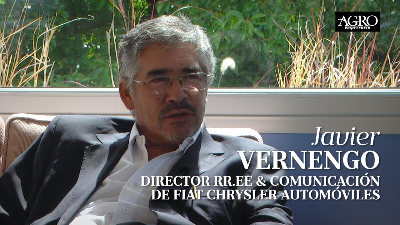 Javier Vernengo - Director RR.EE & Comunicación de Fiat Chrysler Automóviles