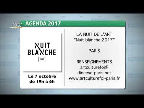 Agenda du 11 septembre 2017