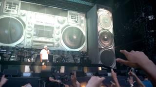 Intro - Bad Guy - Square Dance - Won't Back Down - 3AM - Eminem Live @Wembley Stadium 12/07/2014