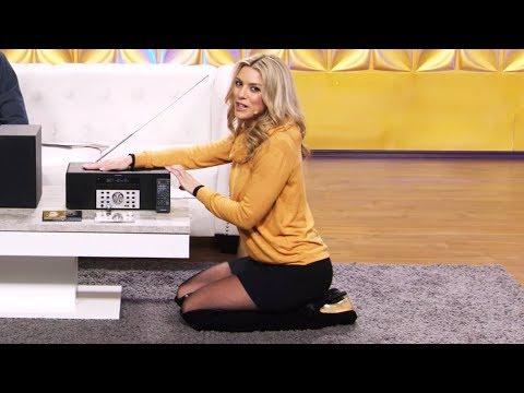 TV-Premiere! Katie Steiner ist begeistert von dieser Mini-Hifi-Stereoanlage! (Februar 2019) 4K UHD