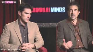 Interview de Sky Living à propos de la saison 7 avec Thomas Gibson et Joe Mantegna