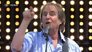 Chris de Burgh - Hold On - ZDF Fernsehgarten 28.05.2017