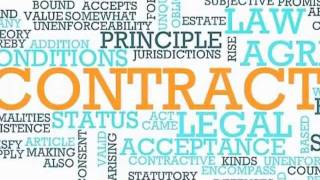 Legal English Vocabulary VV 26 - Contract Law (Lesson 1)   Business English Vocabulary