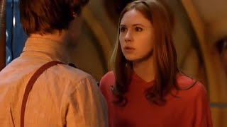Amy Pond Tricks The Doctor! - Doctor Who Rare Deleted Scene!