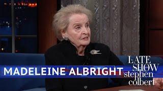 Madeleine Albright Says 'See Something, Say Something, Do Something' - Video Youtube