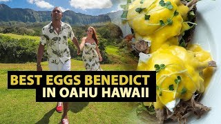 Breakfast With The Best View | Oahu Hawaii