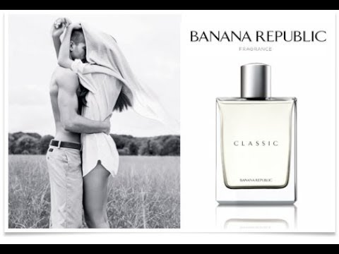 Classic By Banana Republic Fragrance Review (Unisex)