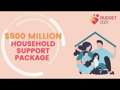 SG Budget 2021: Household Support Package