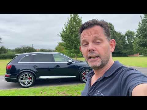 Audi SQ7 Quattro Video