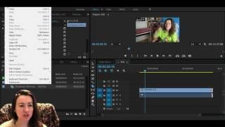 КАК МОНТИРОВАТЬ ВИДЕО в Adobe Premiere Pro ► Школа Блоггера