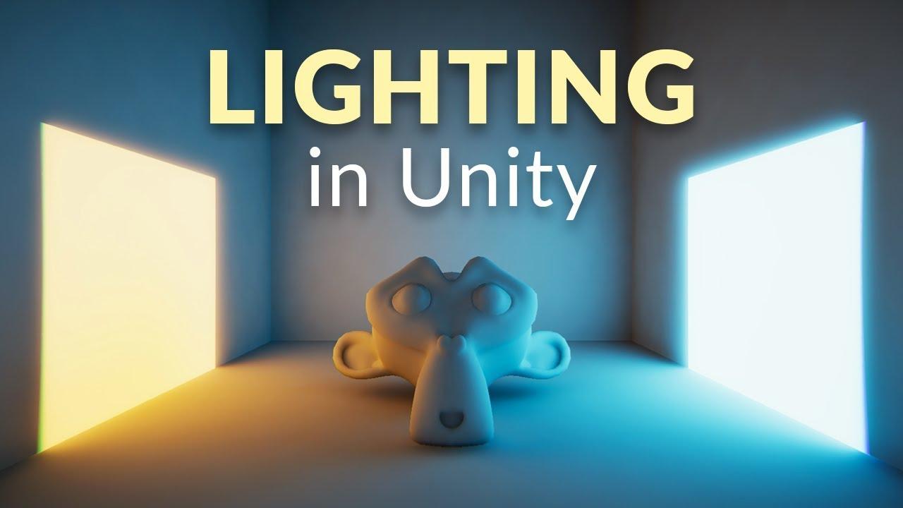 LIGHTING in Unity