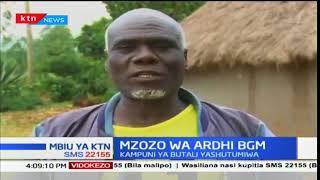 Mzee mmoja augua mjeraha baada ya kuvamiwa na wezi wa mifugo