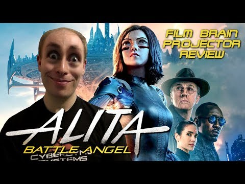 Projector: Alita - Battle Angel (REVIEW)