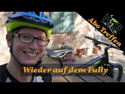 Zurück auf dem MTB | Ergon Sattel und Griffe | MTBTravelGirl