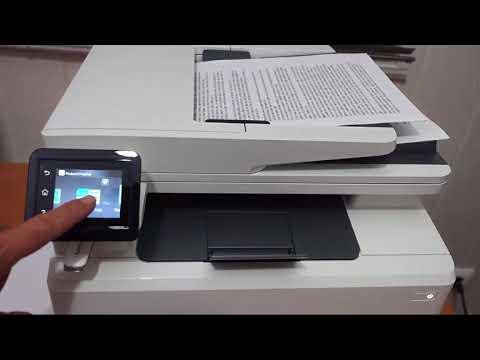 HP - Color LaserJet Pro MFP M281fdw ¿Se puede pedir algo más?