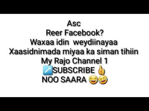 Reer Facebook  Iga dhisa xagiina
