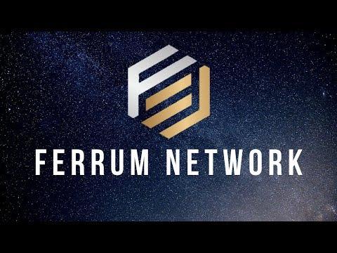 Ferrum Network – The First High-Speed Interoperability Network