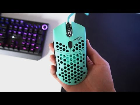Finalmouse Ninja Air58 Review! Ninja's New Mouse   Worth The