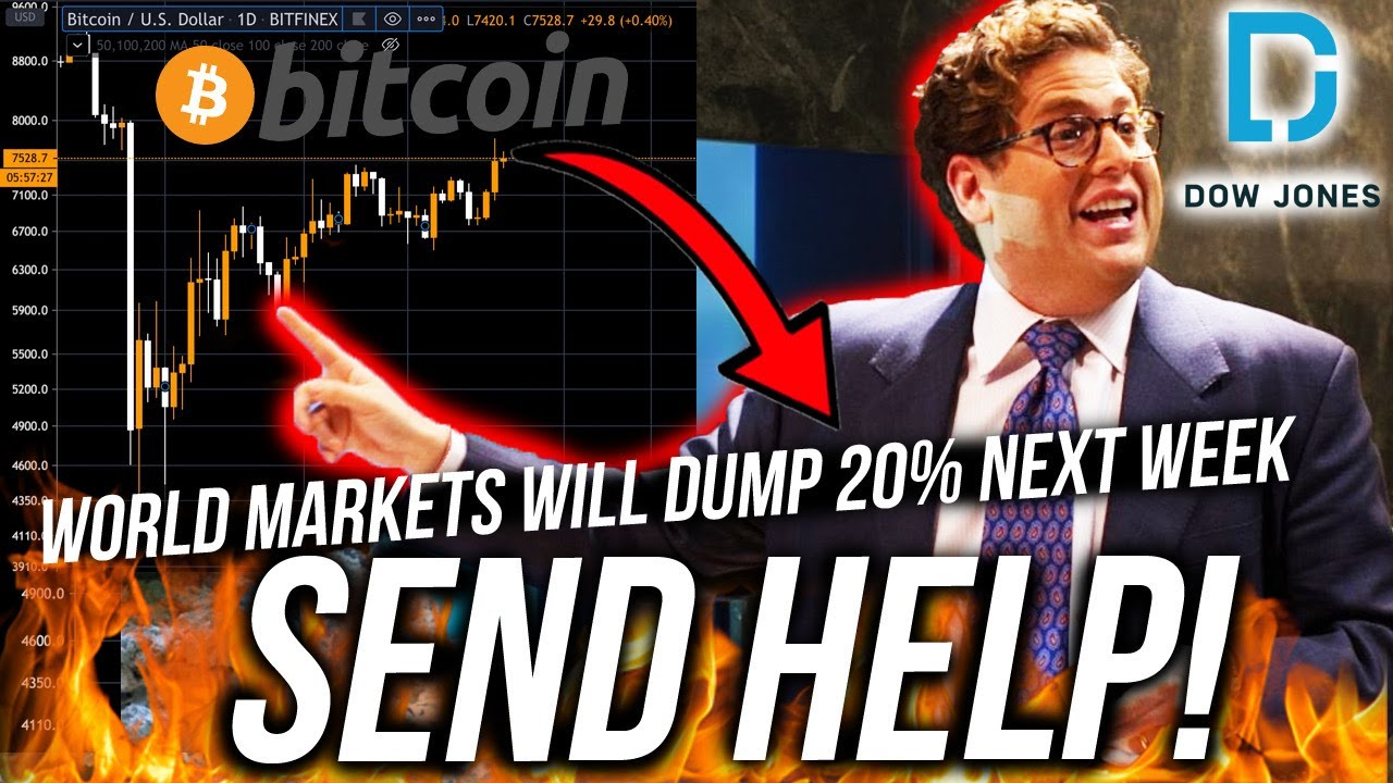 I LOST $2000! CAUTION ⚠ BITCOIN BULLTRAP! World Financing News! Live Trading BTC! ETH DOWJ Analysis thumbnail
