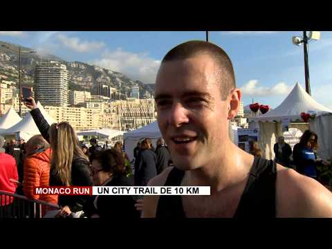 Monaco Run: a 10k city trail