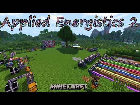 Minecraft 1.7.10 - Applied Energistics 2 Mod / Español