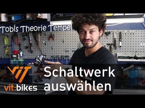 Wie wähle ich das richtige Schaltwerk? - vit:bikesTV 156