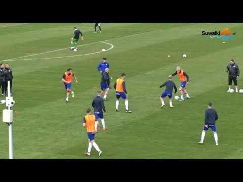 Wigry Suwałki - Hutnik Kraków 0:1. Olbrzymia frustracja