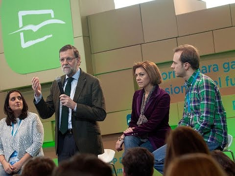 """Mariano Rajoy: """"Hemos vivido una crisis dura, pero somos un gran país"""""""